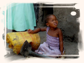 Many children grow up in extreme poverty.